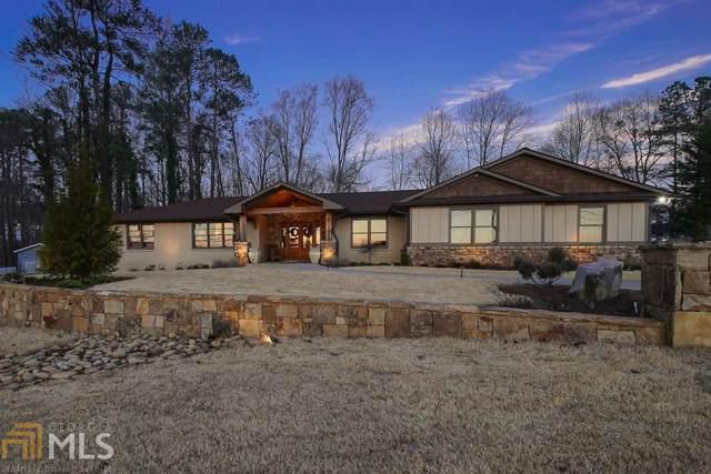 824 Mars Hill Road Nw, Kennesaw, GA 30152 (MLS #8724057) :: Bonds Realty Group Keller Williams Realty - Atlanta Partners