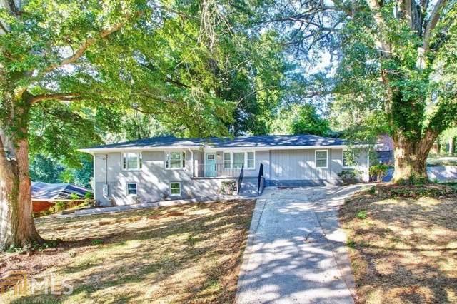 2093 Mark Trail, Decatur, GA 30032 (MLS #8724067) :: Buffington Real Estate Group
