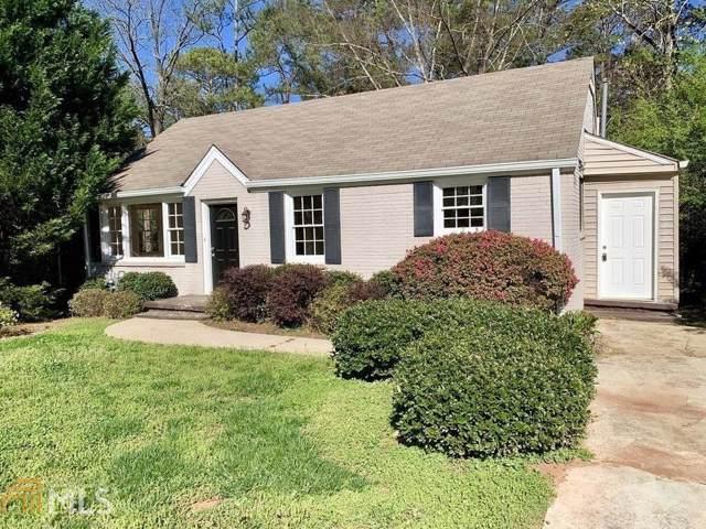 668 Quillian Avenue, Decatur, GA 30032 (MLS #8724084) :: Buffington Real Estate Group