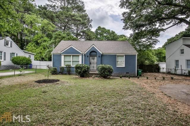 2004 Second Avenue, Decatur, GA 30032 (MLS #8724105) :: Buffington Real Estate Group