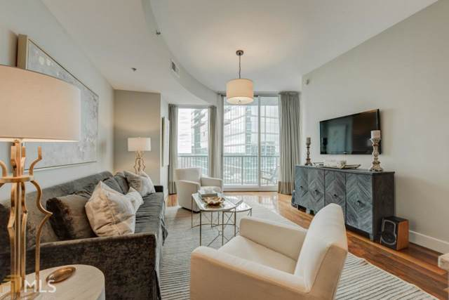 1080 Peachtree St #1806, Atlanta, GA 30309 (MLS #8724173) :: Buffington Real Estate Group