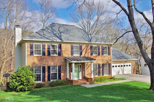 721 Battersea Drive, Lawrenceville, GA 30044 (MLS #8724224) :: Buffington Real Estate Group