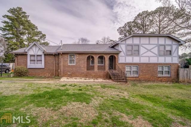 95 Rosewood Drive, Fayetteville, GA 30214 (MLS #8724230) :: Athens Georgia Homes
