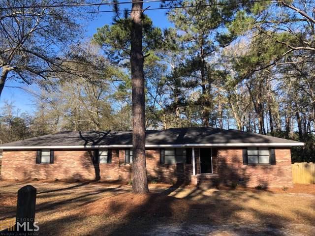 601 Zetterower Rd, Statesboro, GA 30458 (MLS #8724302) :: RE/MAX Eagle Creek Realty