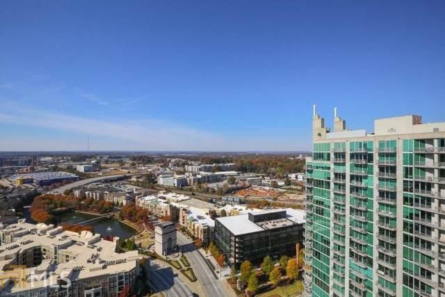 270 17th Street Nw #2710, Atlanta, GA 30363 (MLS #8724362) :: Team Cozart