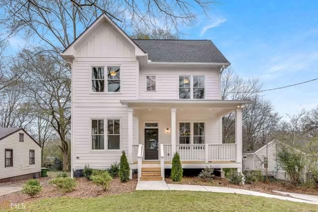 824 Flat Shoals Way, Atlanta, GA 30316 (MLS #8724374) :: Buffington Real Estate Group