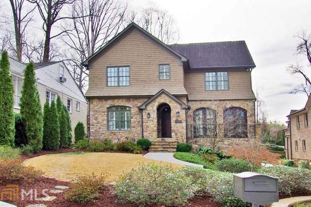 1265 University Dr, Atlanta, GA 30306 (MLS #8724383) :: Buffington Real Estate Group