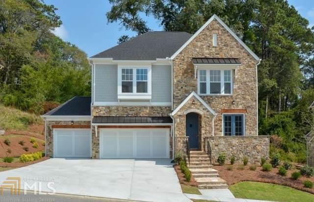 4531 Atley Woods Drive Se, Atlanta, GA 30339 (MLS #8724415) :: Tommy Allen Real Estate