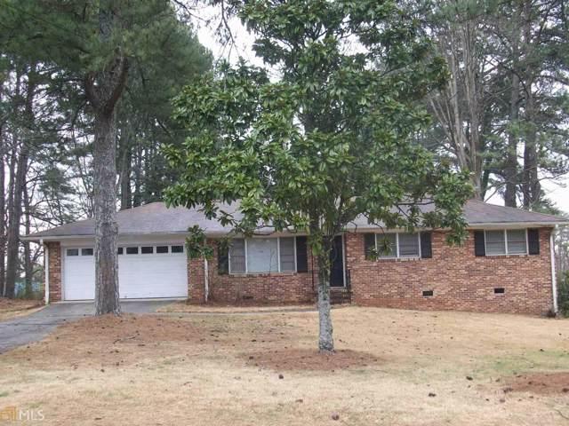 5160 Scofield Road, College Park, GA 30349 (MLS #8724421) :: Buffington Real Estate Group