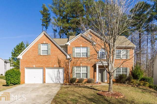 5605 Grammercy Dr, Atlanta, GA 30349 (MLS #8724452) :: Bonds Realty Group Keller Williams Realty - Atlanta Partners