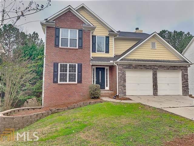5030 Villas Terrace, Stone Mountain, GA 30088 (MLS #8724492) :: Tim Stout and Associates