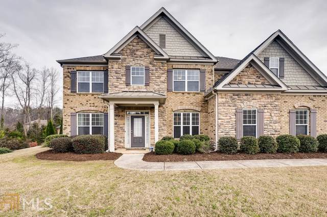 4607 Fieldhouse Station Sw Station, Lilburn, GA 30047 (MLS #8724506) :: Buffington Real Estate Group