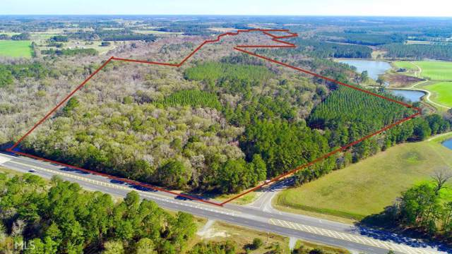 0 Mitchell Store Road & Highway 319 S, Tifton, GA 31793 (MLS #8724525) :: RE/MAX Eagle Creek Realty