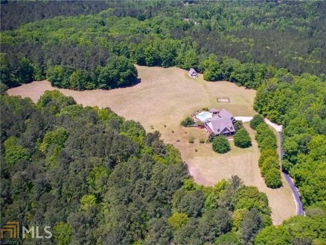537 Grant Rd, Brooks, GA 30205 (MLS #8724633) :: Buffington Real Estate Group