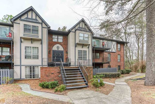 6851 Roswell Rd M18, Sandy Springs, GA 30328 (MLS #8724708) :: Athens Georgia Homes