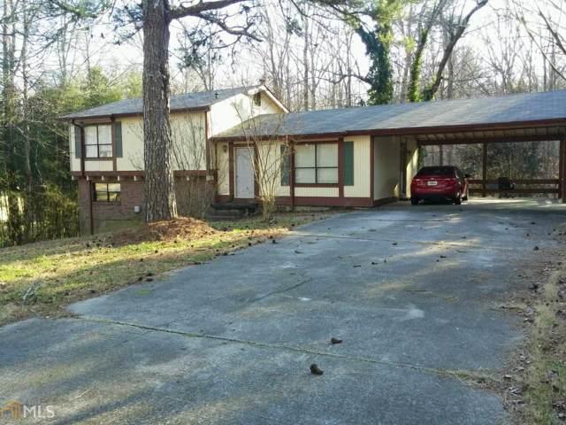 1341 Country Lane Dr Ne, Conyers, GA 30012 (MLS #8724794) :: Bonds Realty Group Keller Williams Realty - Atlanta Partners