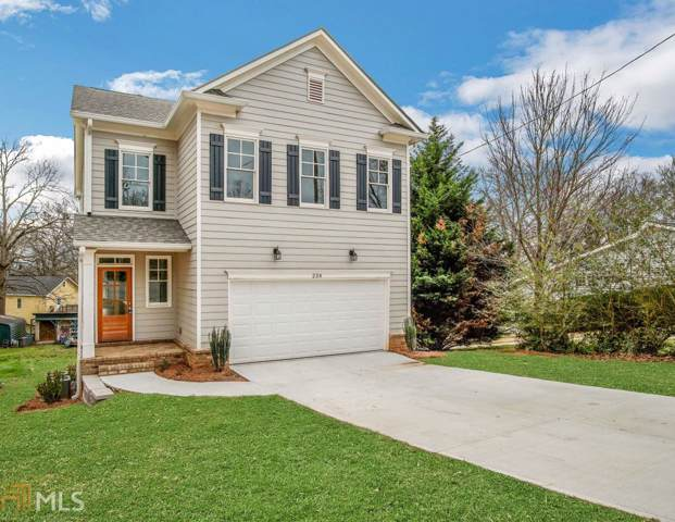 234 Watson, Buford, GA 30518 (MLS #8724804) :: Buffington Real Estate Group