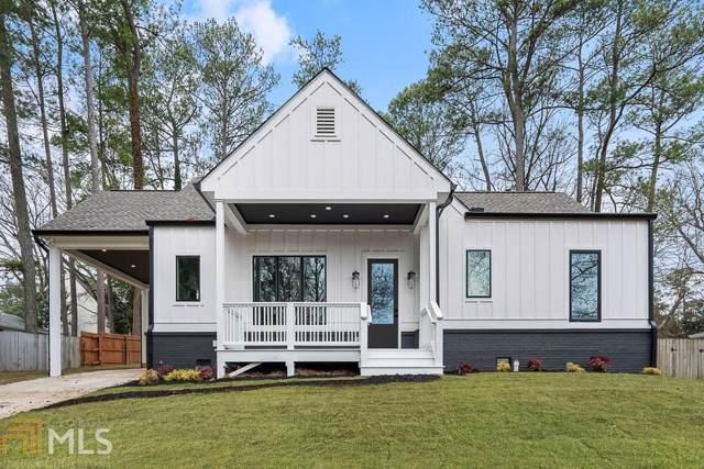 2292 Poplar Springs Dr, Brookhaven, GA 30319 (MLS #8724856) :: Buffington Real Estate Group
