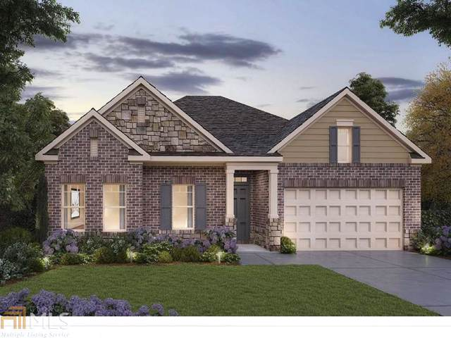 27 Mulberry Bush Dr (#59) #59, Loganville, GA 30052 (MLS #8724870) :: Military Realty