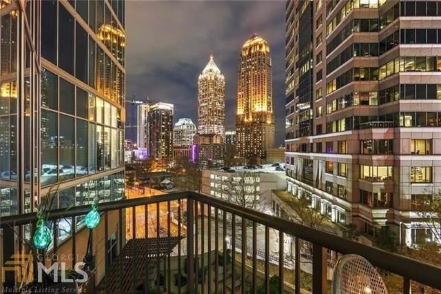 1080 Peachtree Street #703, Atlanta, GA 30309 (MLS #8724882) :: Buffington Real Estate Group