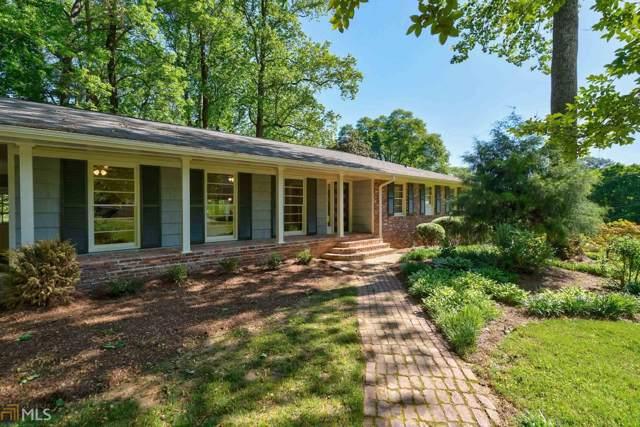 2582 Woodwardia Rd, Atlanta, GA 30345 (MLS #8724885) :: Bonds Realty Group Keller Williams Realty - Atlanta Partners