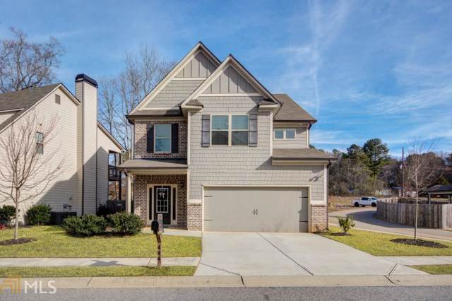 444 Meadow Vista Ln, Hoschton, GA 30548 (MLS #8724940) :: Team Cozart