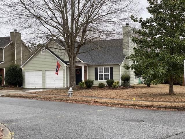 3927 Keystone Ridge Nw, Acworth, GA 30101 (MLS #8724956) :: Buffington Real Estate Group