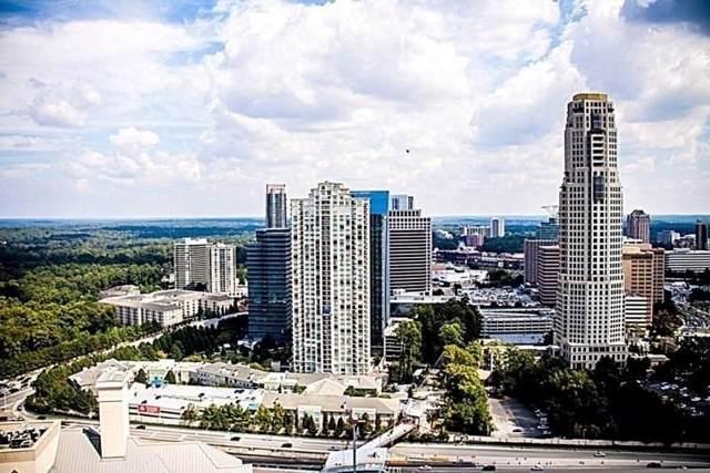 3445 Stratford Road #1004, Atlanta, GA 30326 (MLS #8724976) :: Athens Georgia Homes