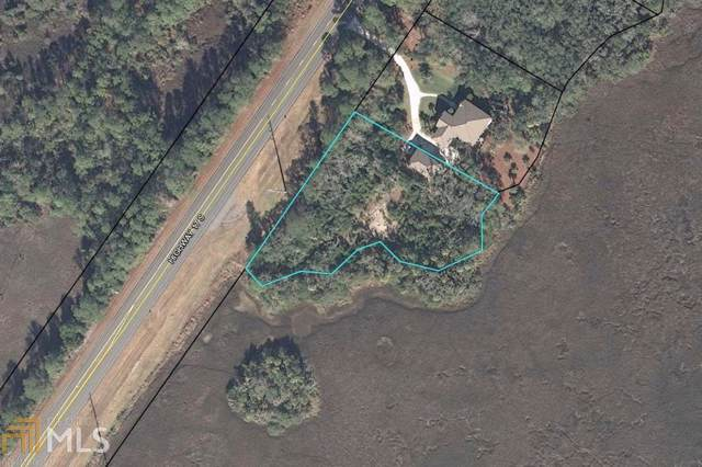4141 S Highway 17, Brunswick, GA 31523 (MLS #8724986) :: The Heyl Group at Keller Williams