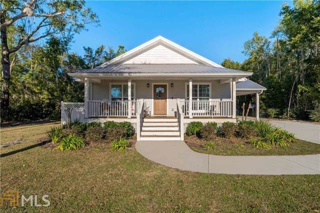 1258 Hickory Bluff Road, Waverly, GA 31565 (MLS #8724988) :: The Realty Queen Team