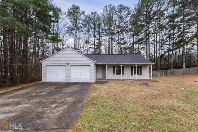 1369 Woodmill Trce, Powder Springs, GA 30127 (MLS #8724994) :: Buffington Real Estate Group