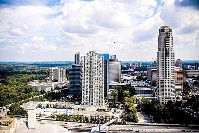 3445 Stratford Road Ne #907, Atlanta, GA 30326 (MLS #8725006) :: Athens Georgia Homes