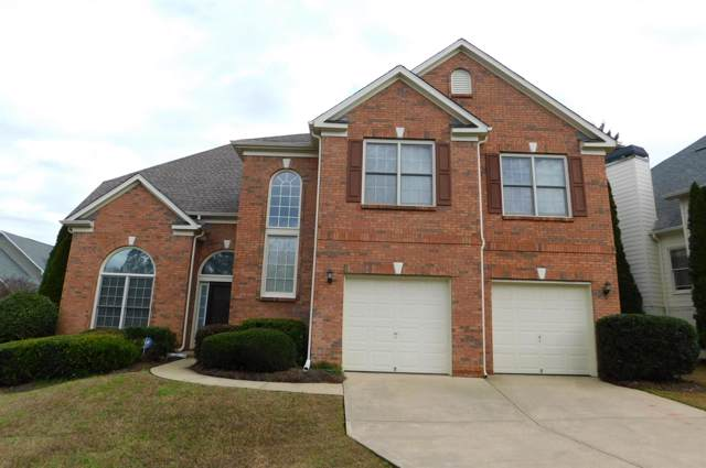 3371 Hunters Point Rd, Smyrna, GA 30082 (MLS #8725105) :: The Realty Queen Team