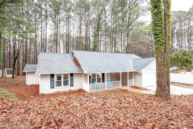 124 Glendale Dr, Peachtree City, GA 30269 (MLS #8725112) :: Buffington Real Estate Group