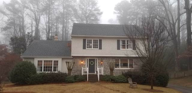 5187 Mount Vernon Way, Dunwoody, GA 30338 (MLS #8725128) :: Military Realty