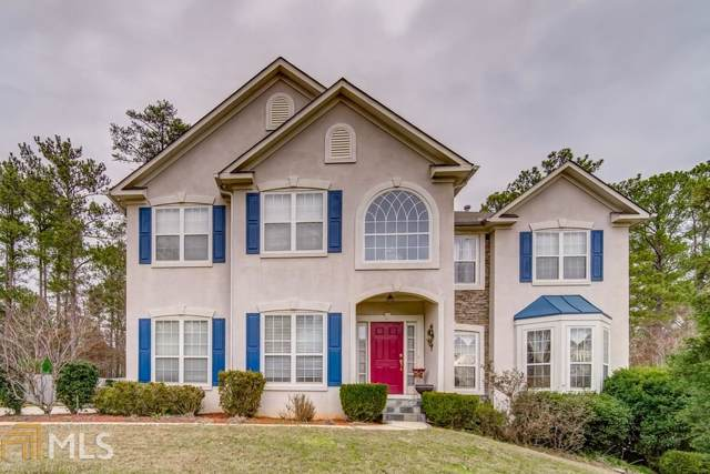 7257 Woodland Avenue Se, Covington, GA 30014 (MLS #8725141) :: Team Cozart
