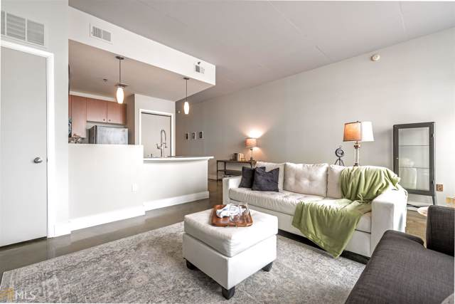 845 Spring Street #211, Atlanta, GA 30308 (MLS #8725146) :: Buffington Real Estate Group