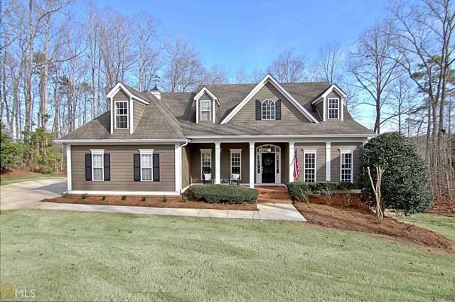 80 The Ter, Newnan, GA 30263 (MLS #8725154) :: Buffington Real Estate Group
