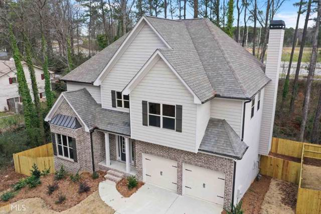 308 Jennifer Ln, Lilburn, GA 30047 (MLS #8725169) :: Buffington Real Estate Group