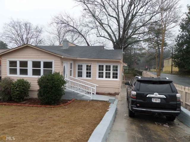 173 Chappell Rd, Atlanta, GA 30314 (MLS #8725178) :: Team Cozart