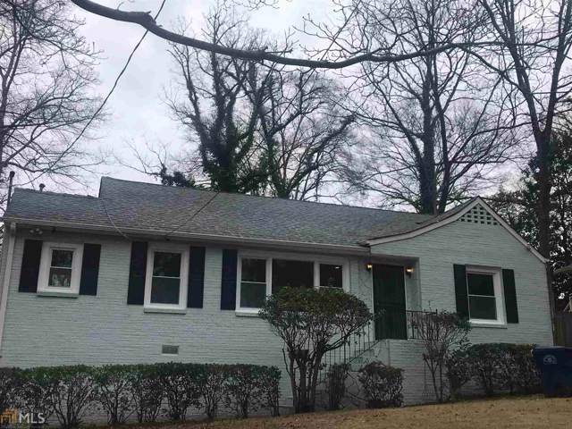 1340 Wichita Dr, Atlanta, GA 30311 (MLS #8725236) :: Buffington Real Estate Group