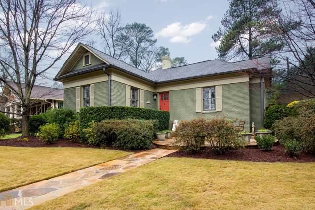 842 Martina Dr, Atlanta, GA 30305 (MLS #8725260) :: RE/MAX Eagle Creek Realty