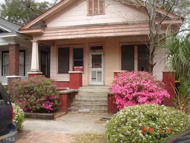 824 W 39th St, Savannah, GA 31415 (MLS #8725318) :: Military Realty