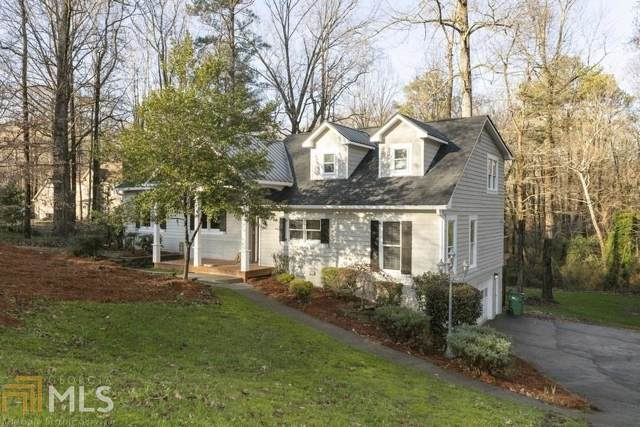 380 Willow Glenn Drive, Marietta, GA 30068 (MLS #8725345) :: HergGroup Atlanta