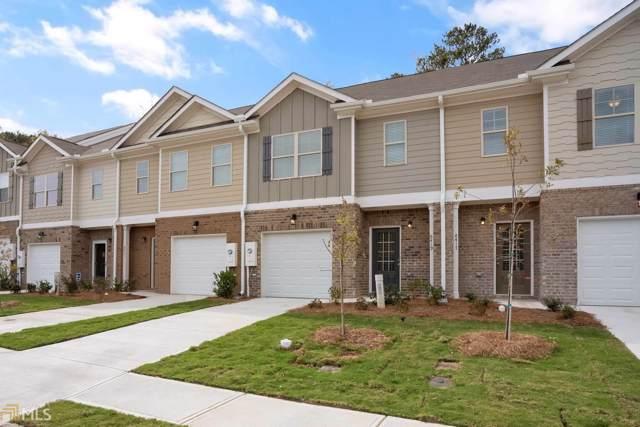 8448 Douglass Trl #109, Jonesboro, GA 30236 (MLS #8725350) :: Keller Williams Realty Atlanta Partners