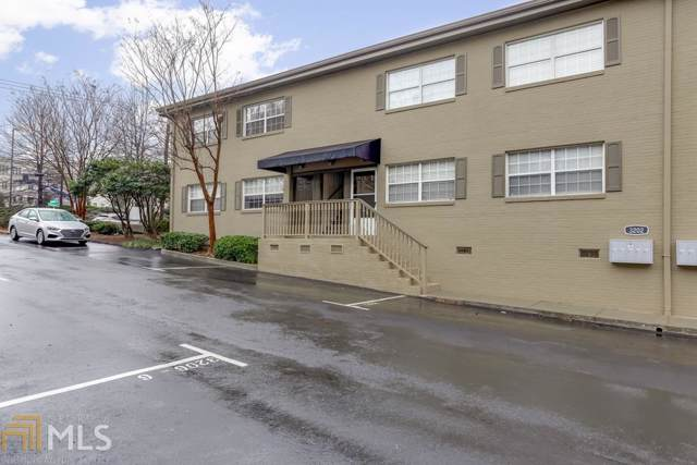 3202 Mathieson Drive Ne #2, Atlanta, GA 30305 (MLS #8725364) :: RE/MAX Eagle Creek Realty