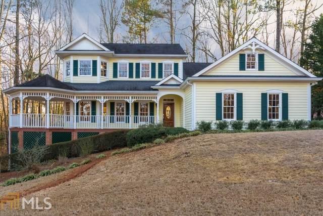 25 Palmer Pl, Sharpsburg, GA 30277 (MLS #8725377) :: Buffington Real Estate Group