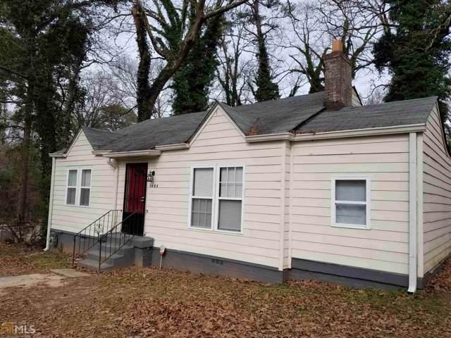 1683 Sandtown Rd, Atlanta, GA 30311 (MLS #8725439) :: Buffington Real Estate Group