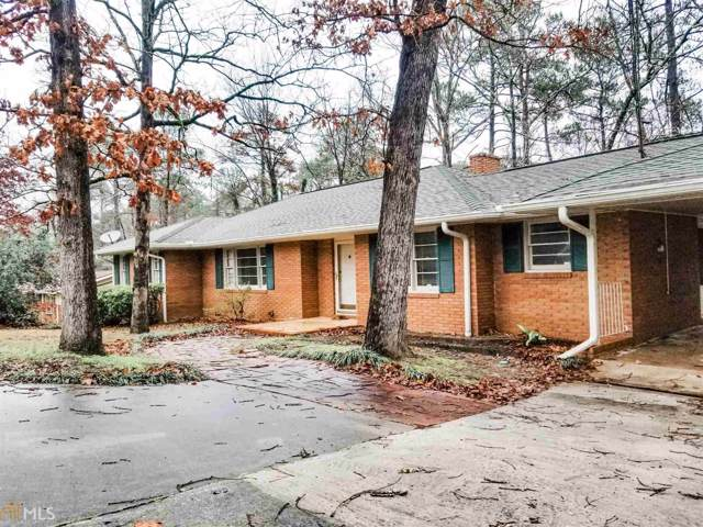781 Fair Oaks Dr, Macon, GA 31204 (MLS #8725459) :: Team Cozart