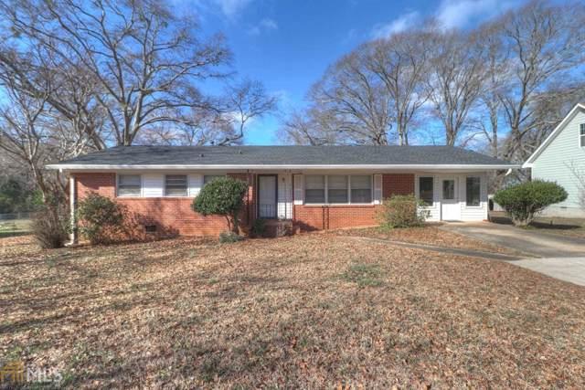 221 Carver Rd., Griffin, GA 30224 (MLS #8725528) :: Buffington Real Estate Group